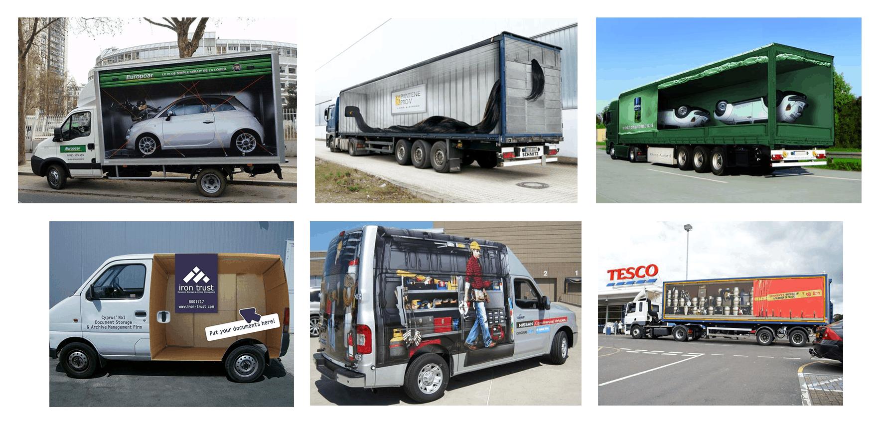 3D-vrachtwagen-reclame