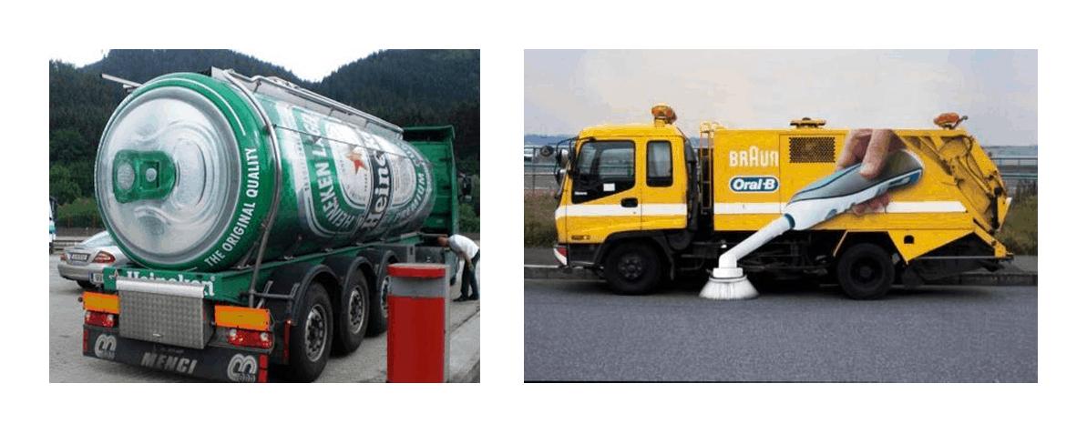 boodschap-overbrengen-vrachtwagen-reclame
