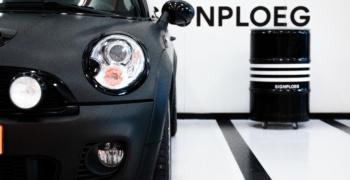 Detail-carwrap-mini-cooper
