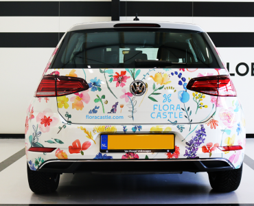 volkswagen-golf-flower-wrap