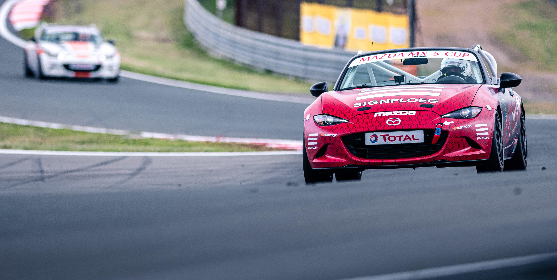 Signploeg sponsor Kreijne Racing