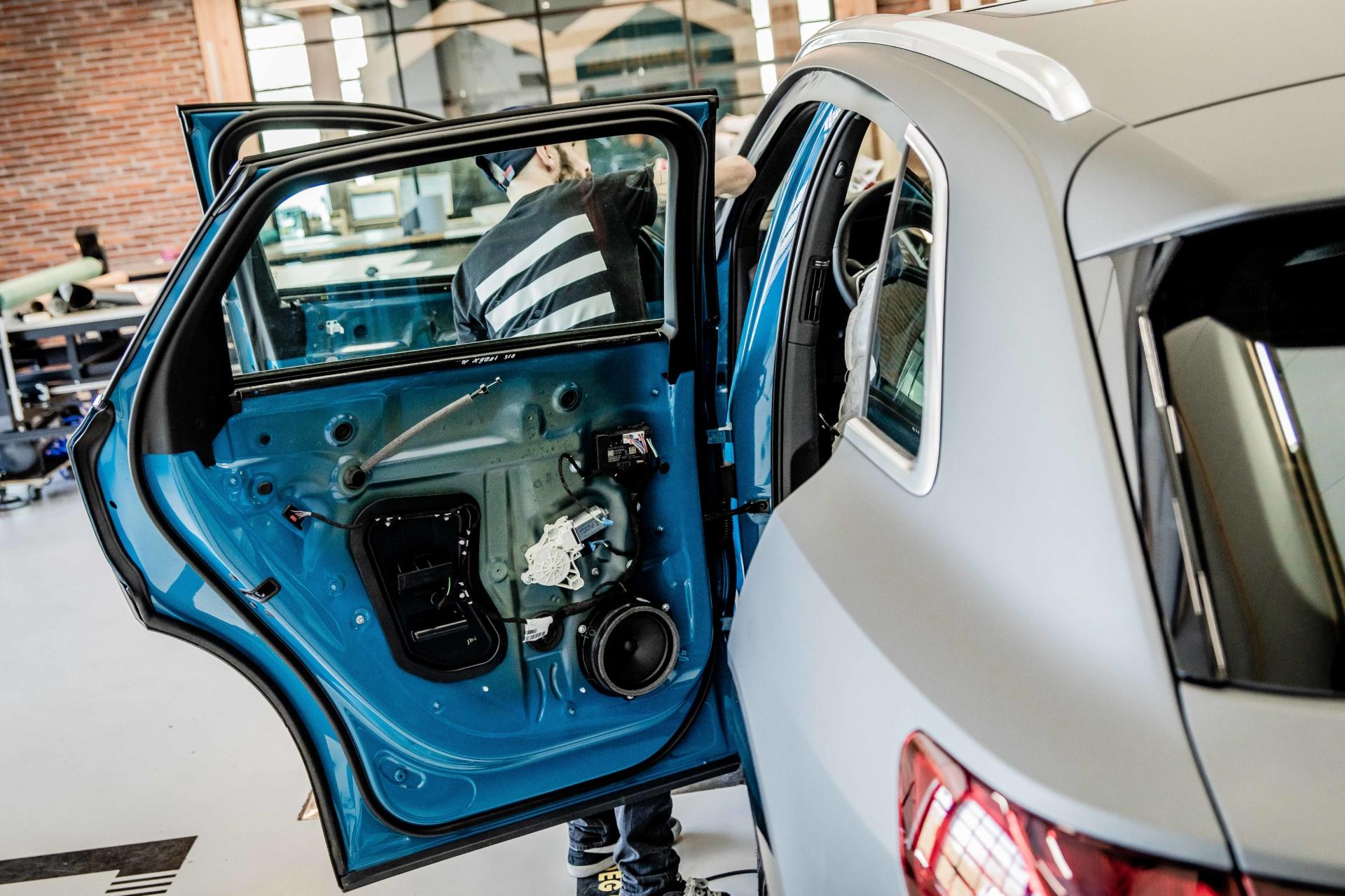 Hoe herken je een carwrap van hoge kwaliteit?